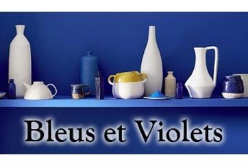 Bleus et Violets