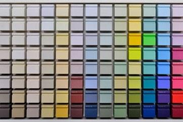 Nuanciers de couleurs agrable nuancier couleur peinture for Little green peinture nuancier